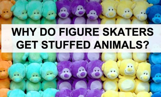 Why Do Figure Skaters Get Stuffed Animals?