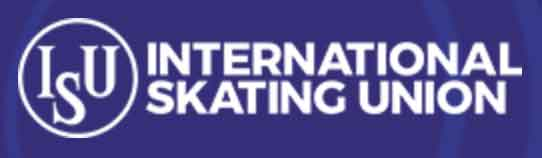 ISU - International Skating Union Logo